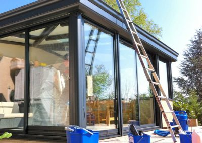 Lavage de vitre - Laveur de vitres - ACNET Entreprise de nettoyage à Meyzieu - Pusignan Prestation de lavage de vitre dans le rhone, l' ain, l'isere en rhone-alpes