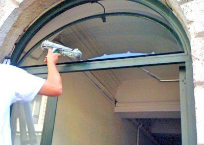 Lavage vitrerie Entretien immeuble laveur de vitre régie syndic ACNET entreprise de nettoyage Meyzieu Pusignan Nettoyage rhone ain isère en rhone-alpes