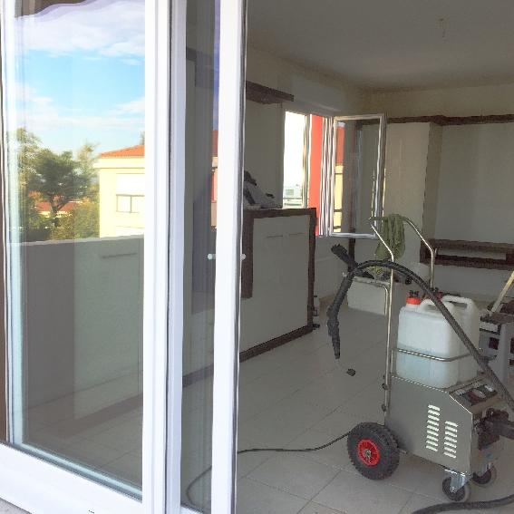 remise en etat villa et appartement au nettoyeur vapeur professionnel ACNET Le Multiservice