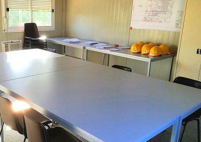 Bureau-Nettoyage-de-bungalow-BASE-VIE-CHANTIER-pour-le-BTP-Rhône-69-Ain-01-Isère-38-Rhône-Alpes-ACNET-à-Meyzieu-Pusignan