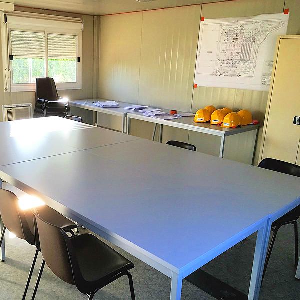 entretien base vie chantier, nettoyage bungalow, fourniture consommable et matériel Rhône, Ain Isère en Rhône-alpes,  votre devis avec acnet à pusignan