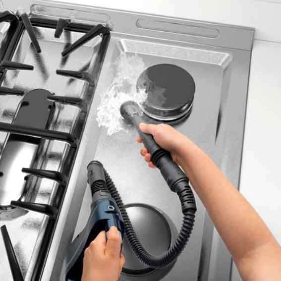 Dégraissage restauration - Nettoyeur vapeur professionnel notre nettoyage vapeur sèche - ACNET