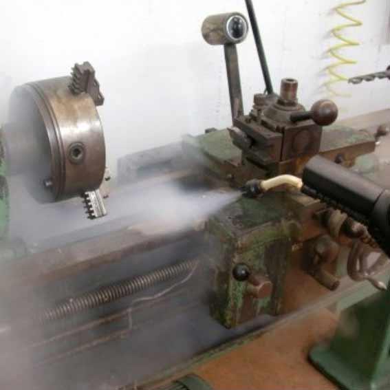 Nettoyage industriel - Nettoyeur vapeur professionnel notre nettoyage vapeur sèche - ACNET