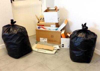entretien de bureaux - gestion des dechets - entreprise de nettoyage ACNET