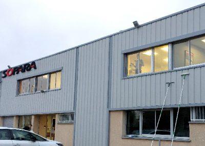 entretien de bureaux - lavage de vitres - entreprise de nettoyage -ACNET